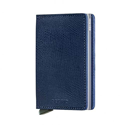 Secrid - Slim Wallet Genuine Leather RFID Safe Card Case