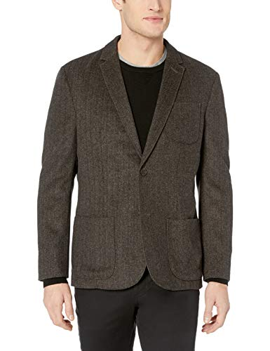 Goodthreads Men's Standard-Fit Wool Blazer