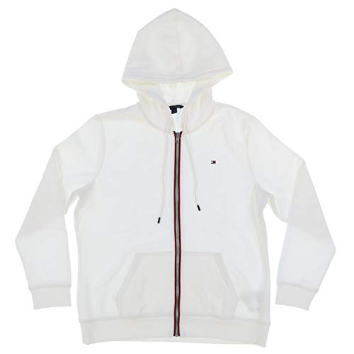Tommy Hilfiger Womens Full Zip Fleece Lined Hoodie