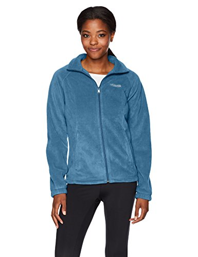 Columbia Women's Benton Springs Full Zip Jacket, Soft Fleece