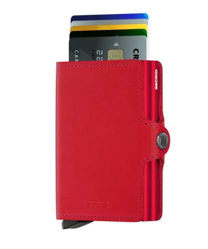 Secrid Twinwallet Red Red Wallet