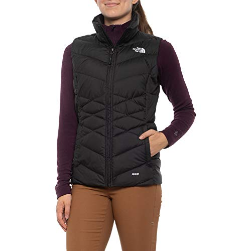 The North Face Women's Alpz Down Hybrid Vest TNF Black Vest
