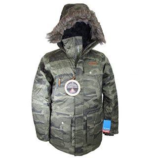 Columbia Mens Barlow Pass TurboDown Jacket