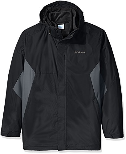 Columbia Men's Big Big & Tall Eager Air Interchange 3-in-1 Jacket