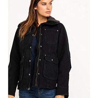 Carhartt Women's Wesley Coat, Black