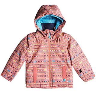 ROXY Girls' Toddler Mini Jetty Snow Jacket