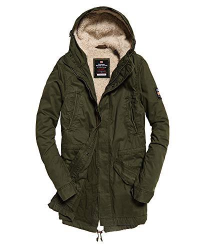 Superdry Men's New Military Parka Jacket