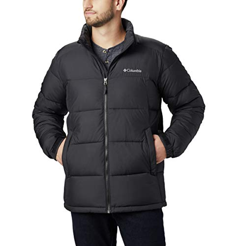 Columbia Men's Pike Lake Jacket Black Large
