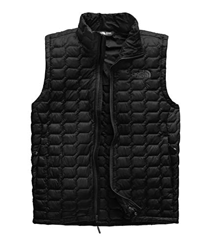 The North Face Men's Thermoball Vest, TNF Black/TNF Black
