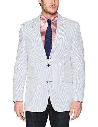 Tommy Hilfiger Men's Blazer Modern Fit Suit Separates-Custom Jacket