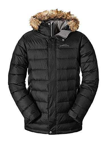 Eddie Bauer Mens Boundary Pass Down Parka Jacket