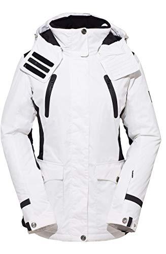 HSW Women Jacket Winter Girl Coat Outdoor Sport Dress Ski Jacket