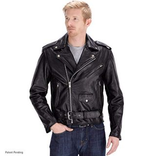 Nomad USA Classic Biker Jacket (L)