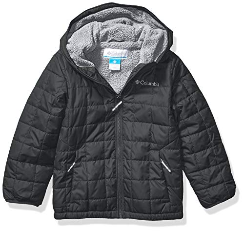 Columbia Boys' Big Rugged Ridge Sherpa Lined Jacket