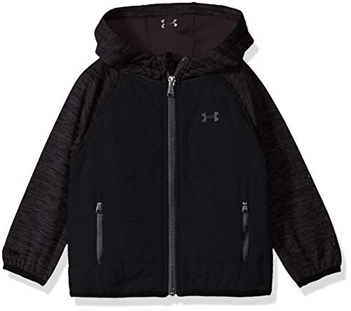 Under Armour Boys' Big Day Trekker Hooded Hybrid Jacket