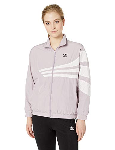 adidas Originals Women's Track Jacket, Soft Vision