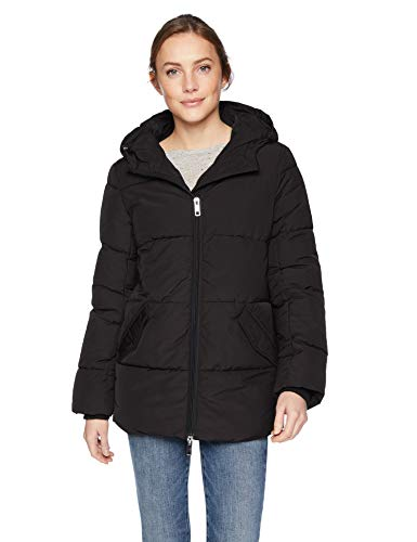 Amazon Brand - Daily Ritual Women's Mid-Length Water-Resistant