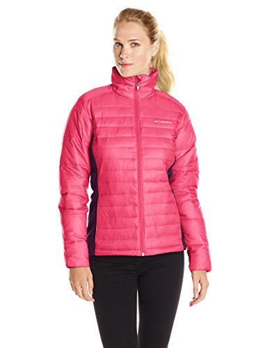 Columbia Women's Powder Pillow Hybrid Jacket