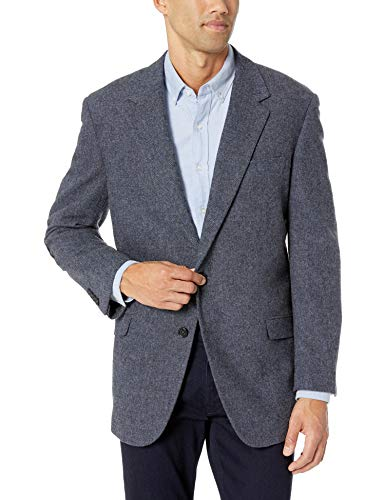U.S. Polo Assn. Men's Portly Wool Blend Sport Coat
