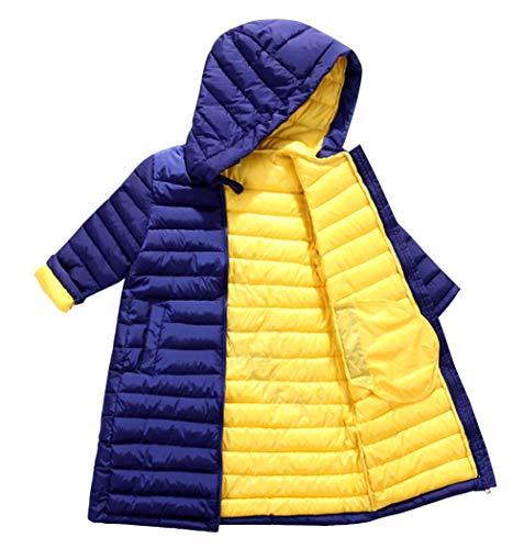 Happy Cherry Children Ultra Light Winter Coat Unisex Baby