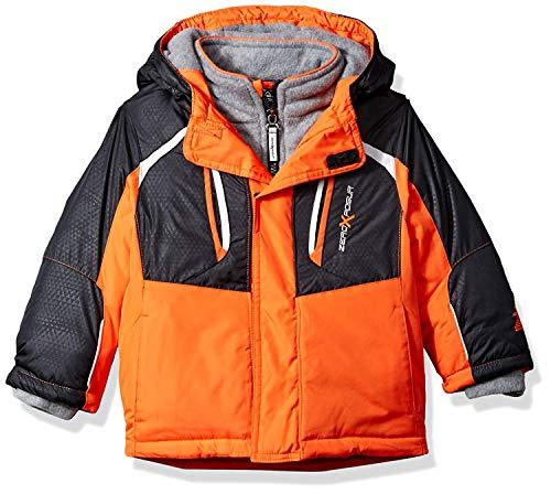 Zeroxposur Baby Boys Heavyweight Jacket Baby Winter Coat