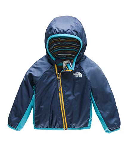 The North Face Infant Reversible Breezeway Jacket, Shady Blue