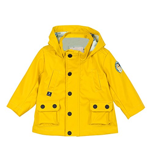 Catimini Plain Rubberized Parka