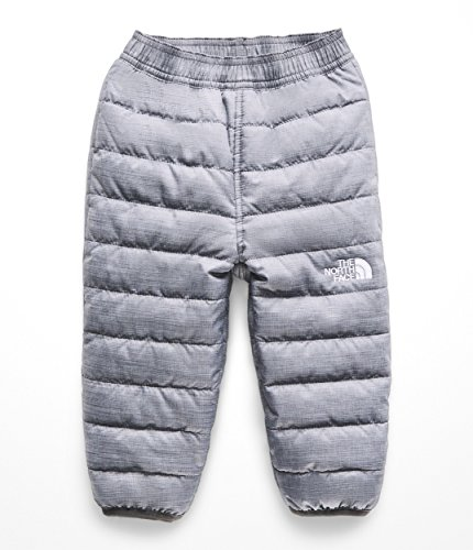 The North Face Infant Rev Perrito Pant - TNF Medium Grey