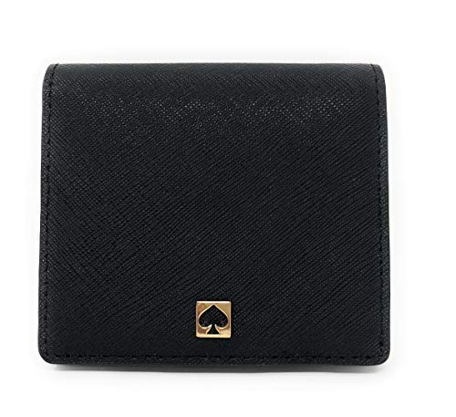 Kate Spade New York Black Cove Street Serenade Wallet