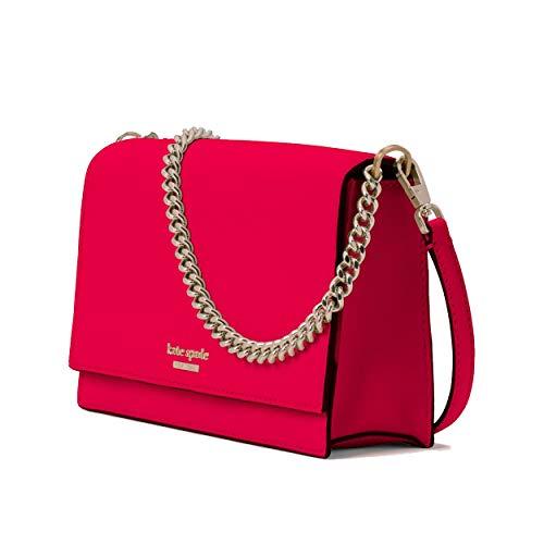Kate Spade New York Leather Cameron Convertible Crossbody Handbag Clutch