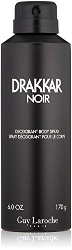 Guy Laroche Drakkar Noir Deodorant Body Spray