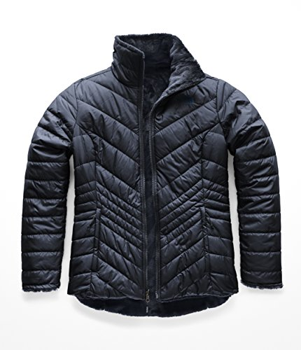 The North Face Women's Mossbud Insulated Reversible Jacket, Urban Navy