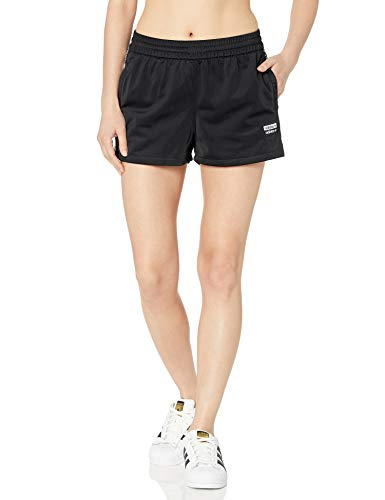adidas Originals Women's Tape Short, black, Medium