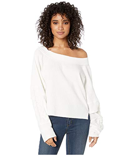 Free People Josie Solid Swit Ivory MD