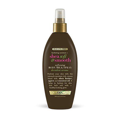 OGX Hydrating Moisture + Shea Soft & Smooth Softening Body Milk Spray
