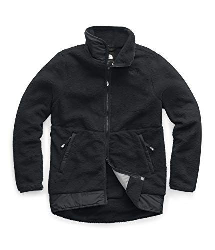The North Face Women's Dunraven Sherpa Parka, TNF Black