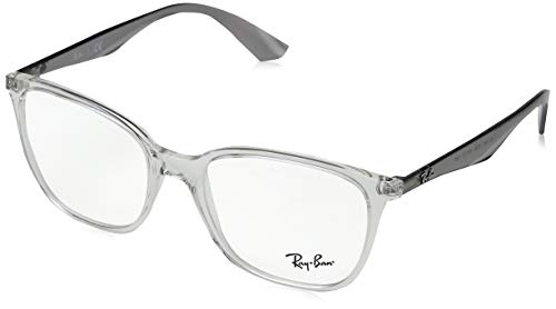 Ray-Ban Square Eyeglass Frames Non Polarized Prescription Eyewear