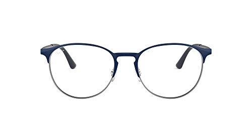 Ray-Ban Round Metal Eyeglass Frames Non Polarized Prescription Eyewear