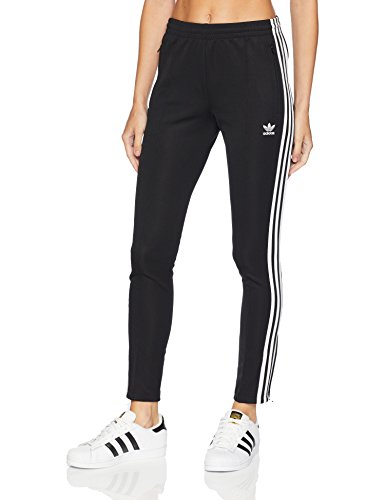 adidas Women's Superstar Trackpant, Black