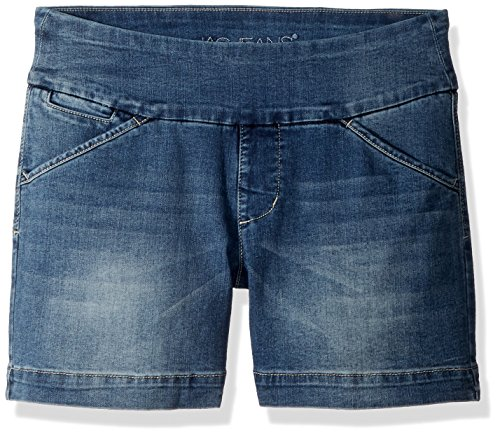 "Jag Jeans Women's Ainsley Pull on 5"" Short, Horizon Blue"