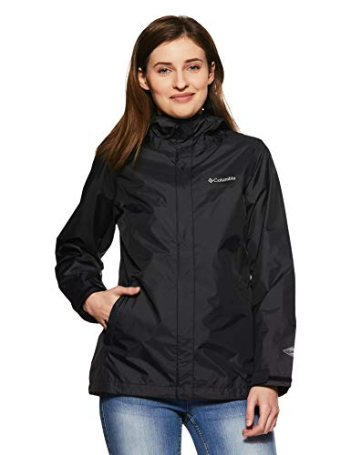 Columbia Women's Plus Size Arcadia II Waterproof Breathable Jacket