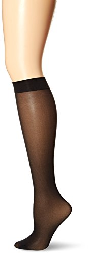No Nonsense Women's Opaque Knee High Value Pack Sockshosiery