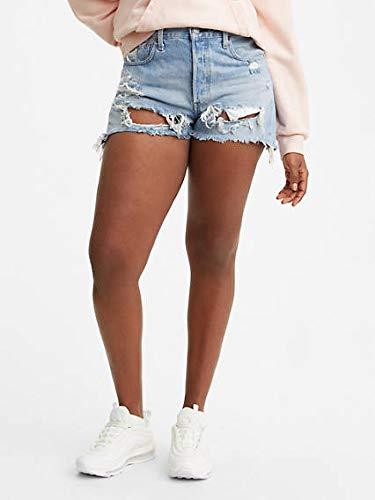 Levi's Women's 501 Original Shorts - Fault Line