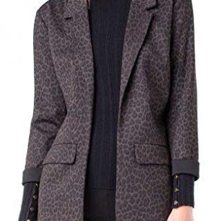 Liverpool Women's Boyfriend Blazer Pattern Knit