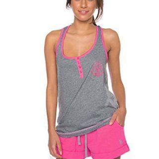 U.S. Polo Assn. Womens Pajama Sets Racerback Tank and Shorts Sleepwear PJs Set