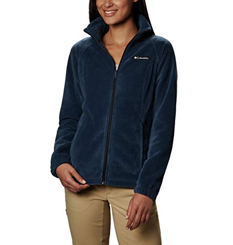 Columbia Women's Benton Springs Full Zip Jacket, Soft Fleece