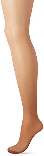 Hanes Silk Reflections Women's Control Top Reinforced Toe Pantyhose 6-Pack