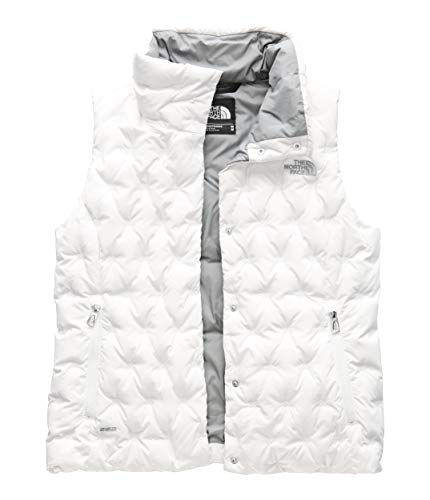 The North Face Women's Holladown Crop Vest, TNF White