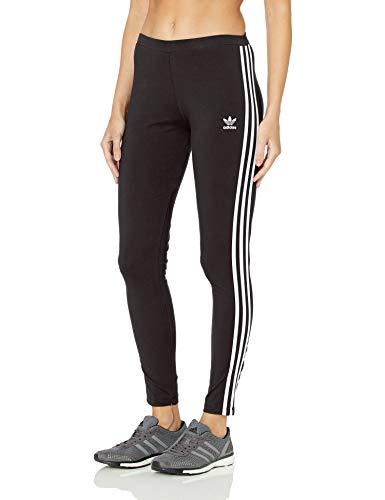 adidas Originals Women's 3 Stripes Legging, Black