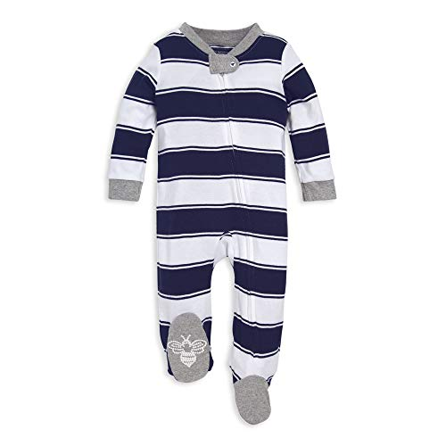 Burt's Bees Baby Unisex Baby Sleep & Play, Organic Pajamas